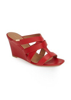 Calvin Klein 'Nona' Wedge Sandal (Women)
