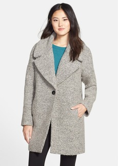 Calvin Klein One Button Oversize Coat