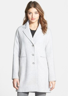Calvin Klein Oversize Wool Blend Coat (Online Only)