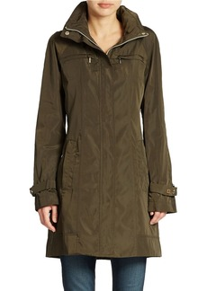 CALVIN KLEIN Packable Rain Repellent Jacket
