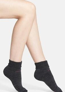 Calvin Klein Padded Terry Cuff Ankle Socks