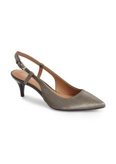 Calvin Klein 'Patsi' Slingback Pointy Toe Pump (Women)
