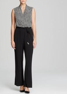Calvin Klein Pattern Block Jumpsuit
