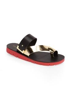 Calvin Klein 'Pax' Slide Sandal (Women)
