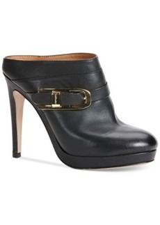 Calvin Klein Pearle Platform Mules Women's Shoes