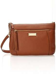 Calvin Klein Pebble Messenger Cross Body Bag