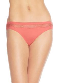 Calvin Klein 'Perfectly Fit' Mid Rise Bikini