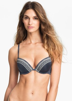 Calvin Klein 'Perfectly Fit Sexy Signature' Underwire Push-Up Bra