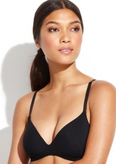 Calvin Klein Perfectly Fit Wireless Contour Convertible Bra F2781