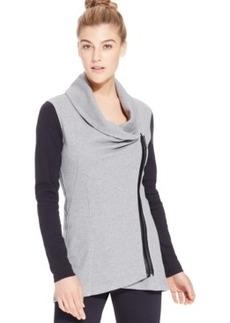 Calvin Klein Performance Asymmetrical Zip-Closure Jacket