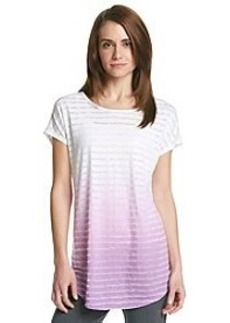 Calvin Klein Performance Burnout Dip Dye Tee