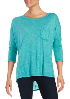 CALVIN KLEIN PERFORMANCE Dolman Sleeved Tee