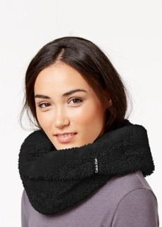 Calvin Klein Performance Faux Sherpa Fleece Neckwarmer
