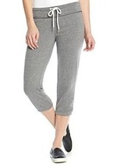 Calvin Klein Performance Flurry Fleece Closed Bottom Capri