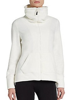 Calvin Klein Performance Funnel Collared Performance Jacket