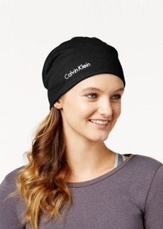 Calvin Klein Performance Jersey Velboa Beanie