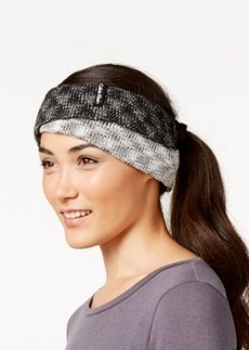 Calvin Klein Performance Plated Twisted Headband