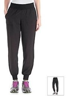 Calvin Klein Performance Pork Chop Pocket Banded Bottom Pants