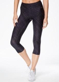 Calvin Klein Performance Printed Cropped Leggings