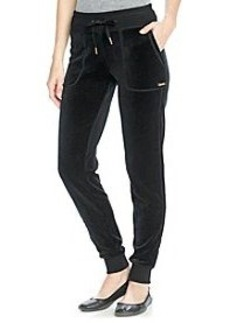 Calvin Klein Performance Stretch Pants With Side Panels