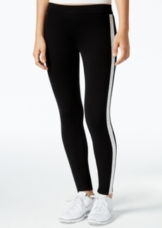 Calvin Klein Performance Striped Leggings