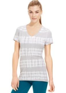 Calvin Klein Performance Striped Short-Sleeve Tee
