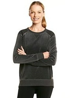 Calvin Klein Performance Thermal Knit Long Sleeve Pullover