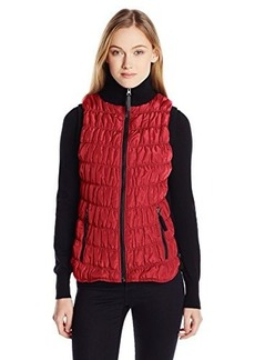 Calvin Klein Performance Women's Front-Zip Puffer Vest