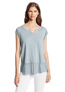 Calvin Klein Performance Women's Relaxed Cap Sleeve Tunic