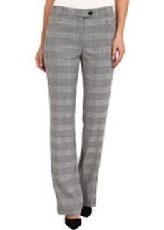 Calvin Klein Plaid Modern Fit Pant