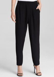 Calvin Klein Pleat Front Pants