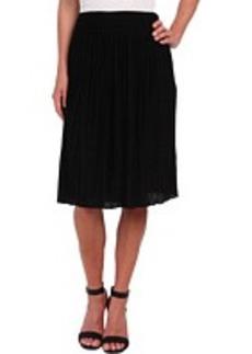 Calvin Klein Pleated Short Skirt