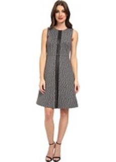 Calvin Klein Ponte Dress