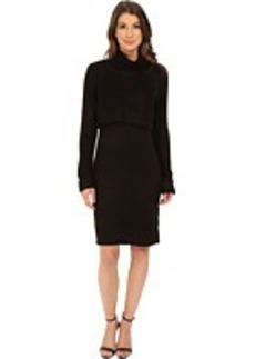 Calvin Klein Pop Over Sweater Dress