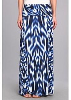Calvin Klein Print Maxi Skirt