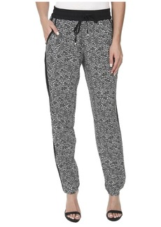 Calvin Klein Print Tapered Pants