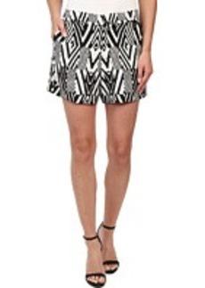 Calvin Klein Print Woven Shorts