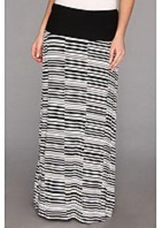 Calvin Klein Printed Maxi Skirt M3KG6839