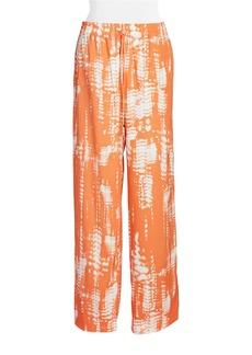 CALVIN KLEIN Printed Pants
