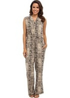 Calvin Klein Printed Surplus Jumpsuit