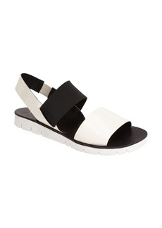 Calvin Klein 'Prisma' Double Band Sport Sandal (Women)