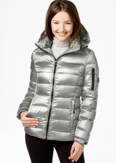 Calvin Klein Quilted Down Puffer Coat