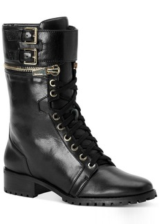 Calvin Klein Ramira Moto Boots
