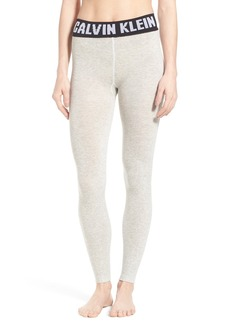 Calvin Klein 'Retro' Logo Leggings