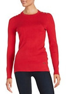 CALVIN KLEIN Ribbed-Knit Sweater