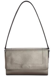 Calvin Klein Sanremo Saffiano Shoulder Bag