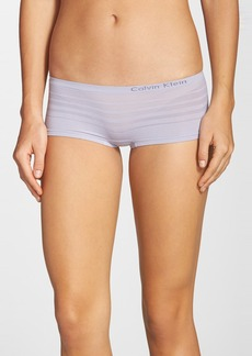 Calvin Klein Seamless Ombré Stripe Boyshorts (3 for $30)
