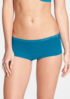 Calvin Klein Seamless Ombré Stripe Hipster Briefs