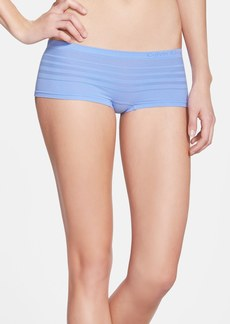 Calvin Klein Seamless Ombré Stripe Hipster Briefs (3 for $30)