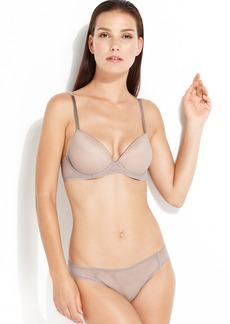 Calvin Klein Seductive Comfort Illusion Bra F3693